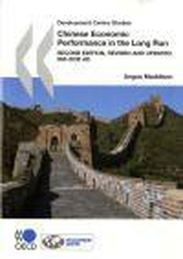 Vente  Development centre studies ; chinese economic performance in the long run (2e édition)  - Collectif
