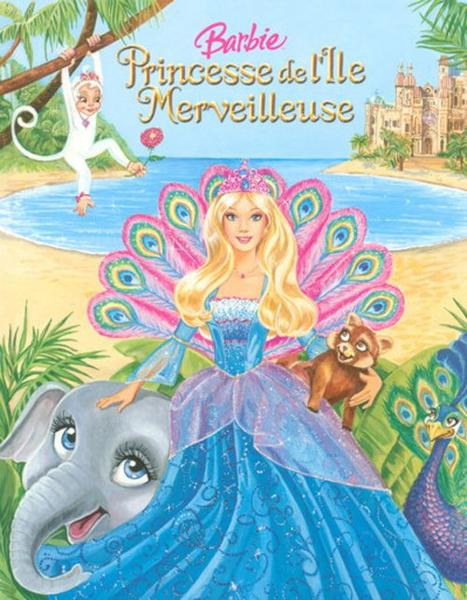 Barbie Princesse De L île Merveilleuse Man Kong Mary Mary Man