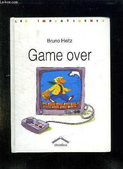 Vente Livre :                                    Game over                                      - Xxx