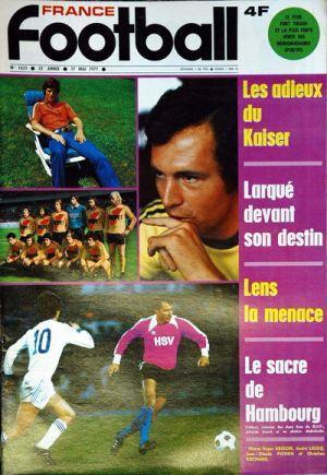 Vieux France Football consacré au RC Lens 6966160_3863482