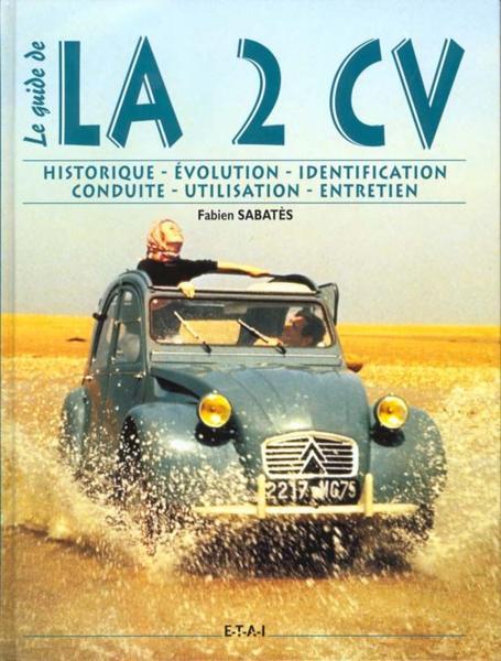 les livres sur la 2CV Citroen 1224173_3135689