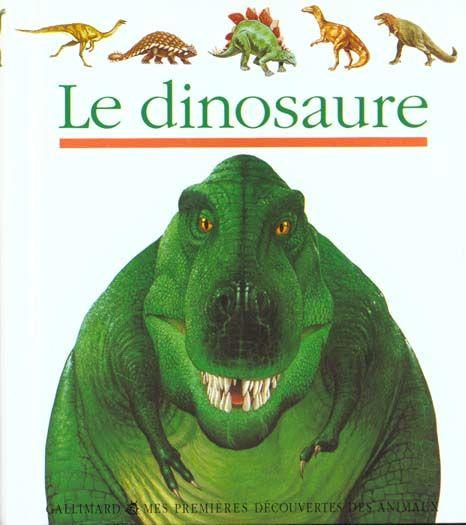 Le dinosaure  - Collectif