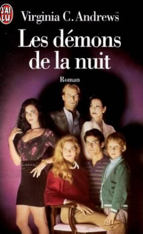 Les Demons De La Nuit  T4  - Virginia C. Andrews