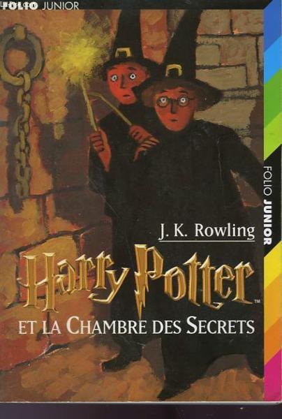 Livre harry potter t 2 harry potter et la chambre des - Harry potter et la chambre des secrets en streaming gratuit ...