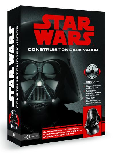 Star Wars ; construis ton Dark Vador ; coffret  - Collectif