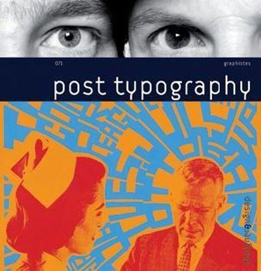 Post typography  - Ken Barber