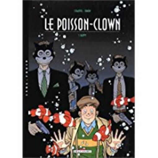 Le poisson-clown t.1 ; happy  - David Chauvel  - Fred Simon