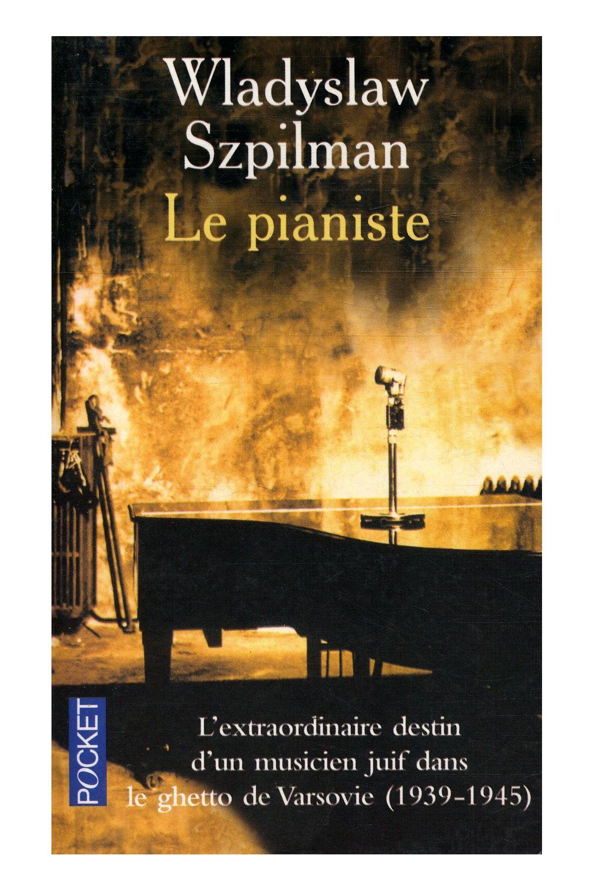 livre - le pianiste