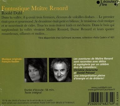 Livre fantastique ma tre renard roald dahl - Coup de gigot roald dahl texte integral ...