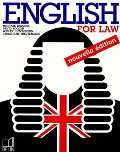English for law 98 eleve  - Brookes/Hutchinson