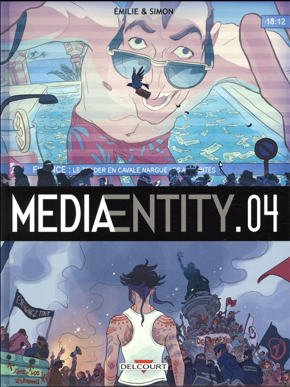 MediaEntity T.4  - Simon  - Emilie