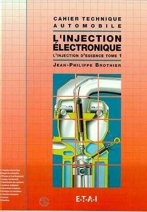 Vente  Ct l'injection electronique - tome 1  - J-Philippe Brothier
