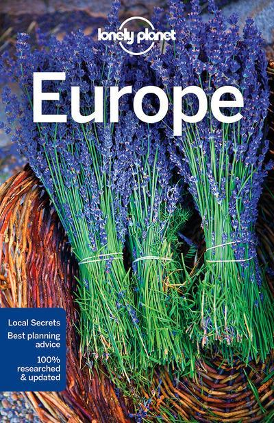 Vente  Europe (2e édition)  - Collectif  - Collectif Lonely Planet