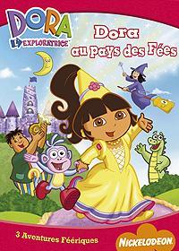Dora l'exploratrice - Volume 10 - Dora Au Pays Des Fées affiche