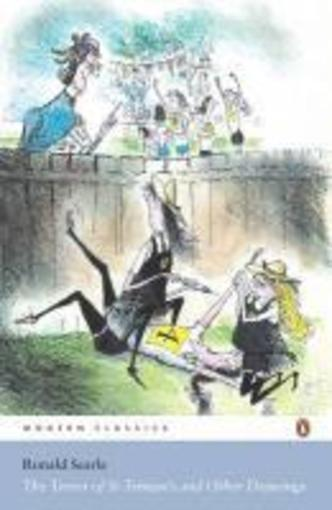 The terror of st trinian's and other drawings  - Ronald Searle