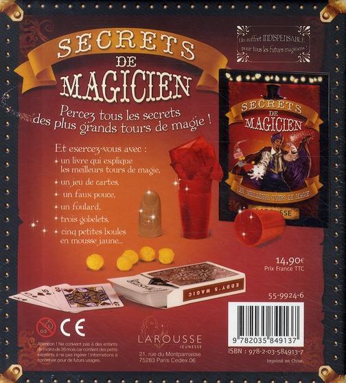 livre tour de magie pdf