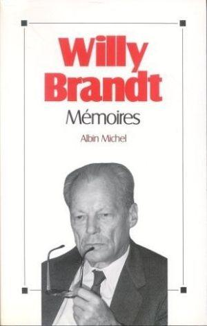Memoires  - Brandt Willy