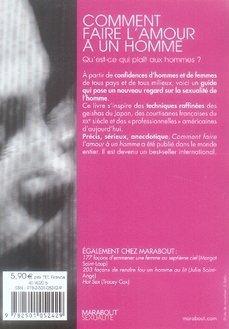 livre comment faire l 39 amour un homme alexandra penney. Black Bedroom Furniture Sets. Home Design Ideas