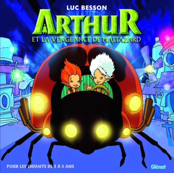 Arthur et la vengeance de Maltazard (TMC) - Quelles stars ...