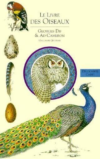 livre le livre des oiseaux georges dif acheter occasion 21 11 1984. Black Bedroom Furniture Sets. Home Design Ideas