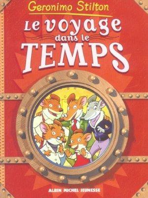 Livre le voyage dans le temps geronimo stilton acheter occasion 04 11 2004 - Anastasia voyage dans le temps ...