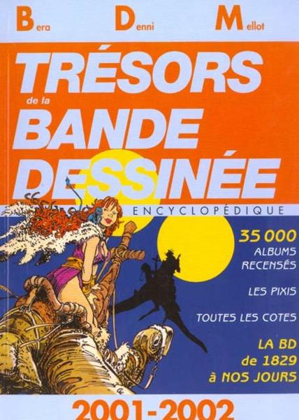 Tresors Bande Dessinee 2001  - Collectif