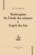 Montesquieu ; de l'étude des sciences à l'esprit des lois