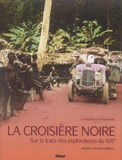 La Croisiere Noire - Intérieur - Format classique