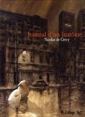 Journal d'un fantôme - Intérieur - Format classique