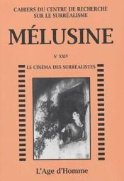 Le cinéma des surréalistes - Couverture - Format classique