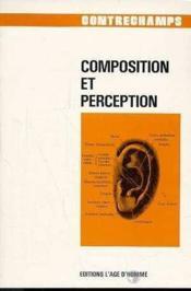 Q10 Composition Et Perception - Couverture - Format classique