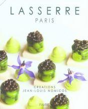 Lasserre Paris - Intérieur - Format classique