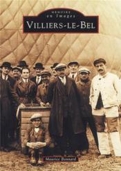 Villiers-le-Bel - Couverture - Format classique