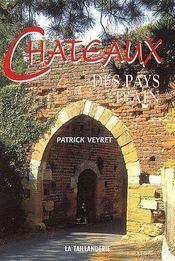 Châteaux des pays d'Ain - Couverture - Format classique