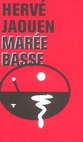 Maree basse - Intérieur - Format classique