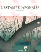 L'estampe japonaise - Couverture - Format classique
