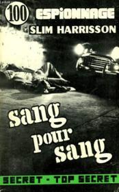 SANG POUR SANG! - n°100 - Couverture - Format classique