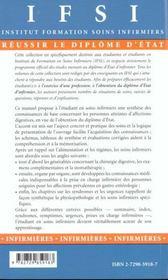 Soins Infirmiers Aux Personnes Atteintes D'Affections Digestives - 4ème de couverture - Format classique