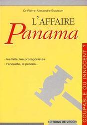 L'Affaire Panama - Intérieur - Format classique