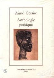 Anthologie Poetique Br - Couverture - Format classique