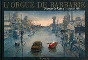 L'orgue de barbarie - Intérieur - Format classique