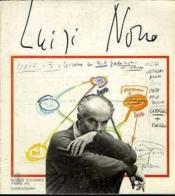 Luigi Nono - Couverture - Format classique