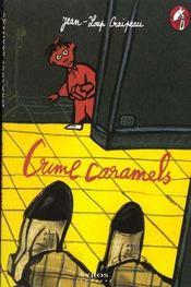 Crime Caramels - Intérieur - Format classique
