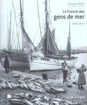La France Des Gens De Mer ; 1900-1950 - Intérieur - Format classique