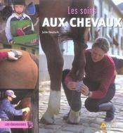 Soins Aux Chevaux (Les) - Intérieur - Format classique