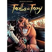 Trolls de Troy t.7 ; plume de sage - Couverture - Format classique