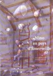 Nino Au Pays D'Emerveille - Couverture - Format classique