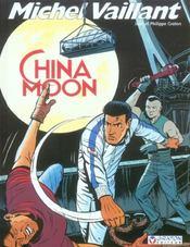Michel vaillant t.68 ; china moon - Intérieur - Format classique