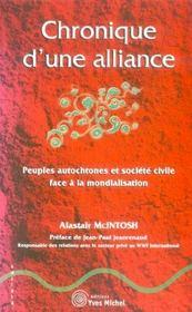 Chronique D'Une Alliance - Intérieur - Format classique