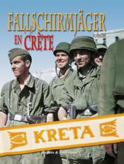 Les Fallschirmjager en Crête - Couverture - Format classique